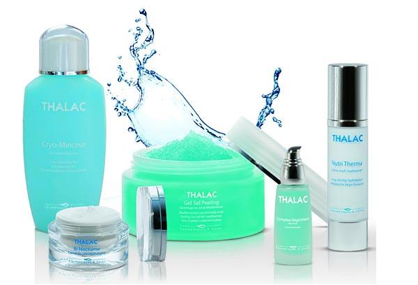 Thalac общий уход и омоложение кожи лица